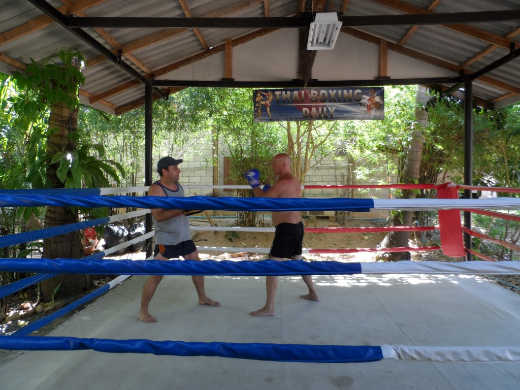 Fancy some free Thai Boxing? | Samui Times