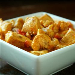 Curried Coconut Chicken | Samui Times