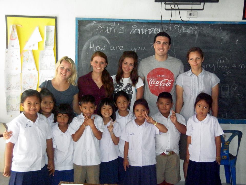 A little community school in Koh Samui that has been left behind   Samui Times