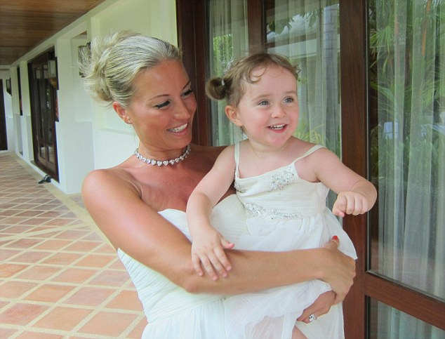 Denise Van Outen rates Samui as a Wedding Destination | Samui Times
