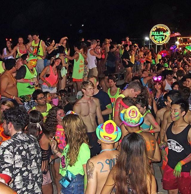 Military Exempts Full Moon Party From Curfew | Samui Times