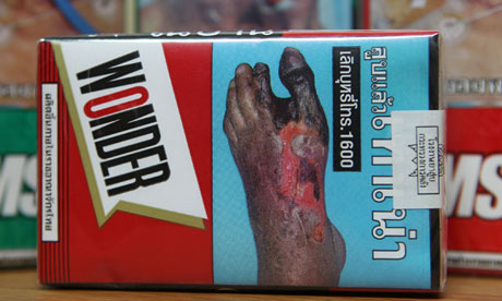 Bigger health warnings on cigarette packets not wanted | Samui Times