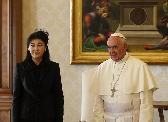 Pope Francis has expressed gratitude to Thailand for supporting the affairs of Christians | Samui Times