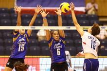 Japanese spikers beat Thailand to end qualifying tournament | Samui Times