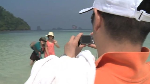 Four million Chinese tourists set to visit Thailand this year | Samui Times