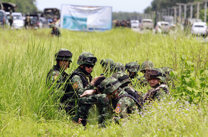 Deadly clashes in the south | Samui Times
