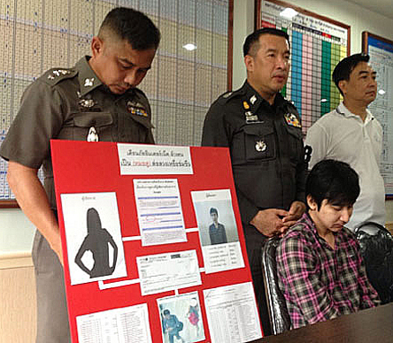 Fake fortune teller arrested on rape charges | Samui Times