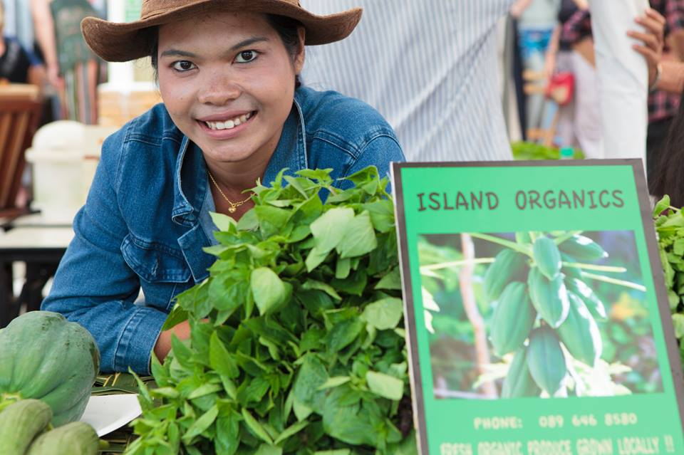 Come and join the next Green Market on Saturday 26th October 9am-2pm   Samui Times