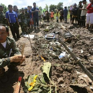laos air crash