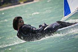 Thai sailing poster girl looks for support in her quest to qualify for the Rio 2016 Olympic games | Samui Times
