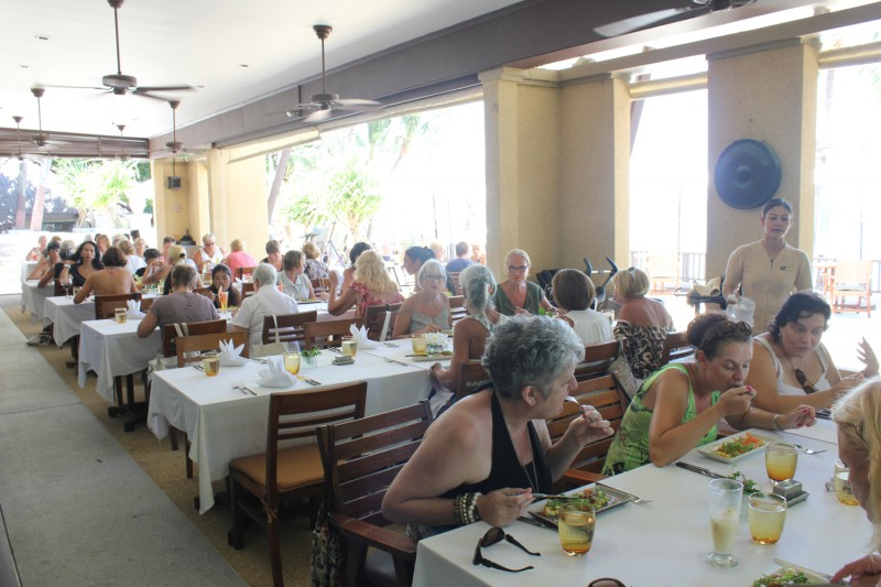 Sisters on Samui lunch | Samui Times