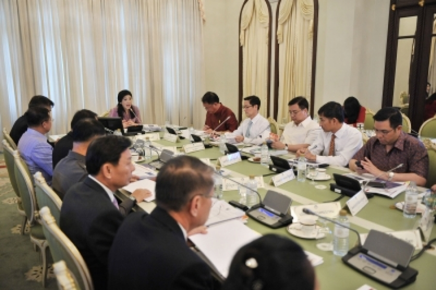 Prime Minister Yingluck Shinawatra presided over a 2/2013 workshop for tourism | Samui Times