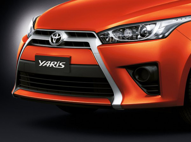 The new Toyota Yaris hatchback has just been launched in Thailand   Samui Times