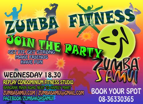 Ditch The Workout, Join The Party! | Samui Times