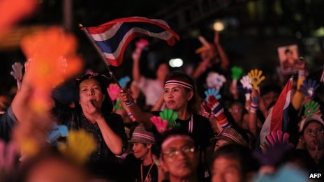 Thai senate unanimously rejects amnesty bill | Samui Times