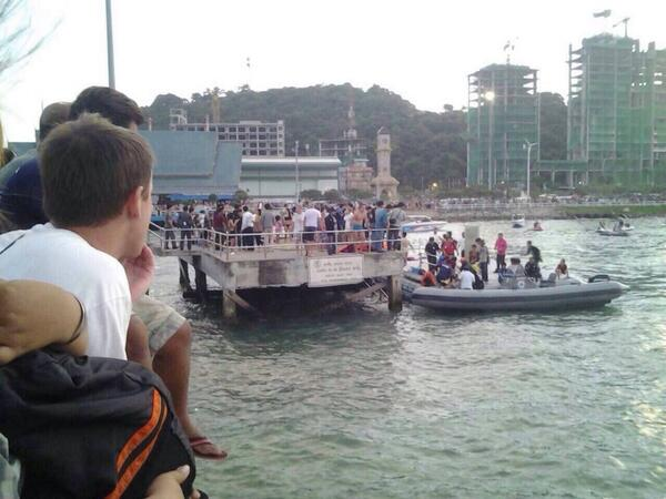 Six dead and many more injured when a ferry sank off a resort near Pattaya | Samui Times