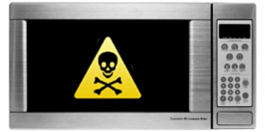 Microwaved Foods Lose 60 90 Of Their Nutritional Value And It Also Accelerates The Structural Disintegration Food