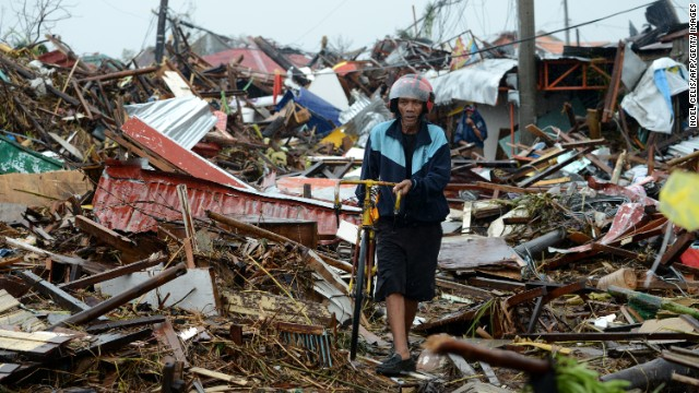Thailand to send aid to the storm ravaged Philippines | Samui Times