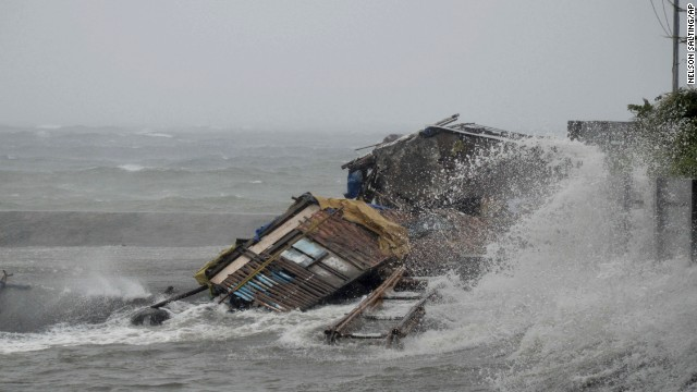 Philippines: 'bodies in the streets', with many feared dead in typhoon Haiyan | Samui Times