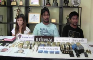 Krabi drugs bust