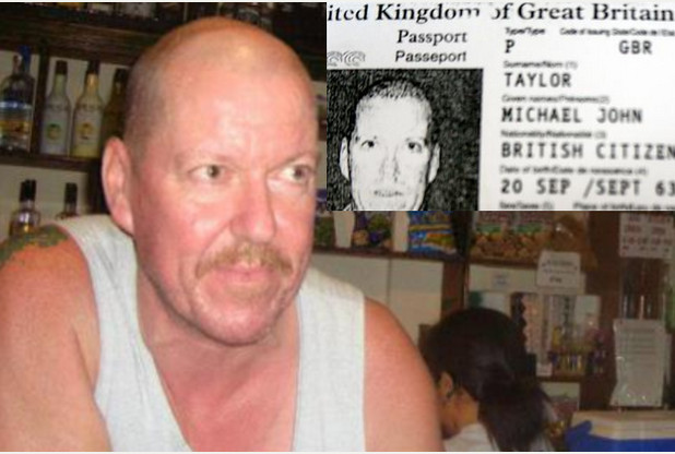 Thailand murder fugitive Michael Taylor who used 'ladyboy sex' as alibi, spotted in Philippines   Samui Times