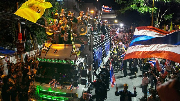 Tourism Starts Dropping Off in Thailand Due to Political Violence | Samui Times