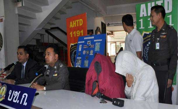 Thai women arrested for luring women into prostitution   Samui Times