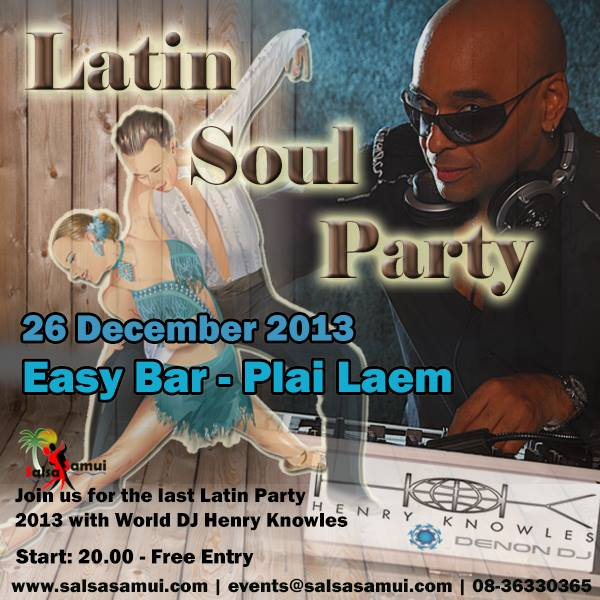 boxing day soul party