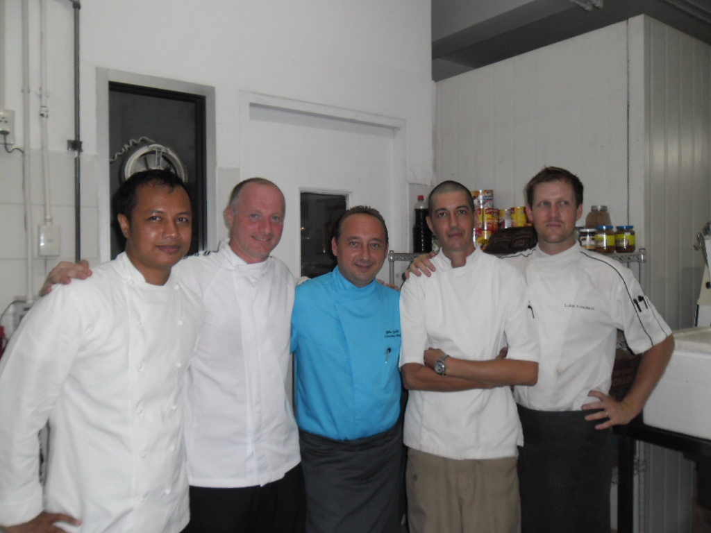 Five top chefs invite you to an evening of gastronomy that you won't want to miss out on   Samui Times