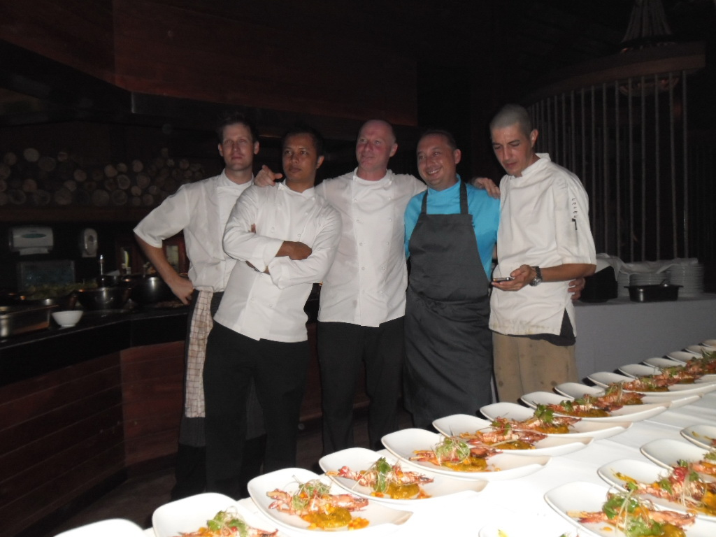 Five Chefs pull off another culinary masterpiece this time at the Intercontinental | Samui Times