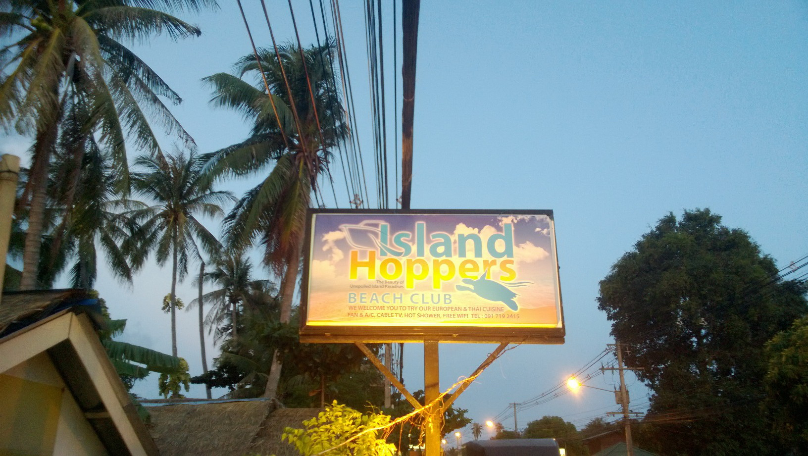 The Island Hoppers Beach Club under new ownership and management | Samui Times