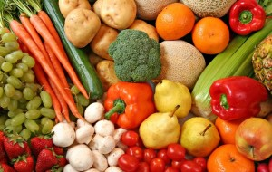 fruit and vegetable variety