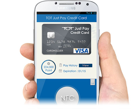 TOT to launch NFC payments in Thailand | Samui Times