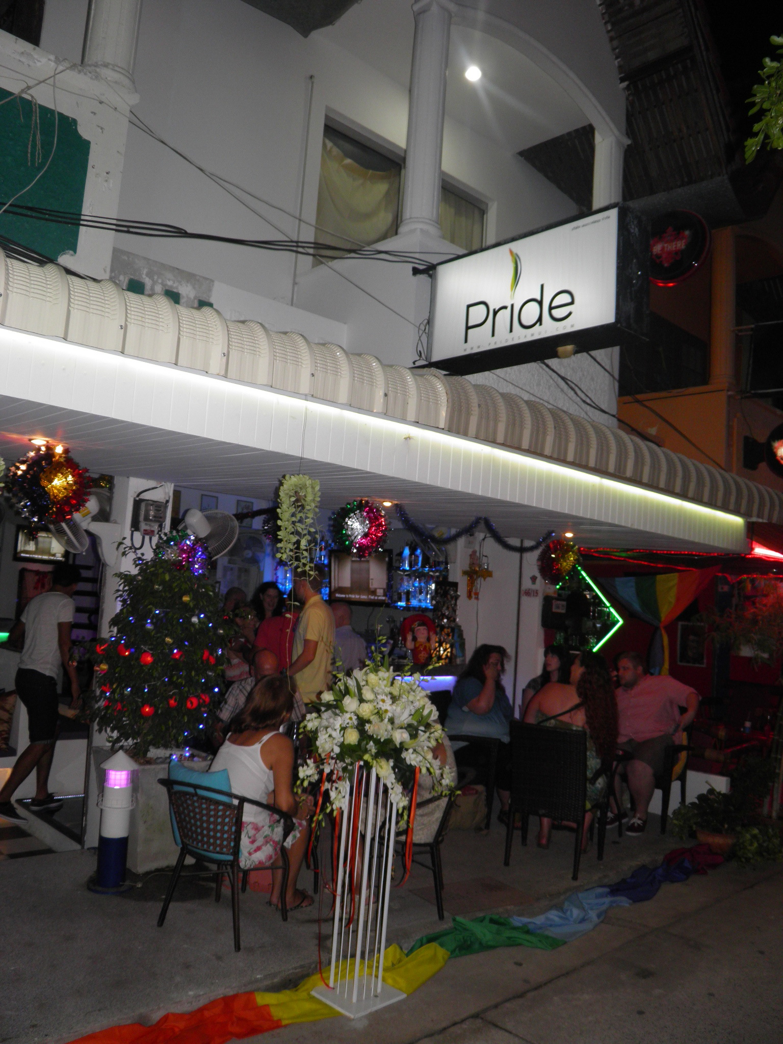 The Pride Bar Grand Opening Party | Samui Times