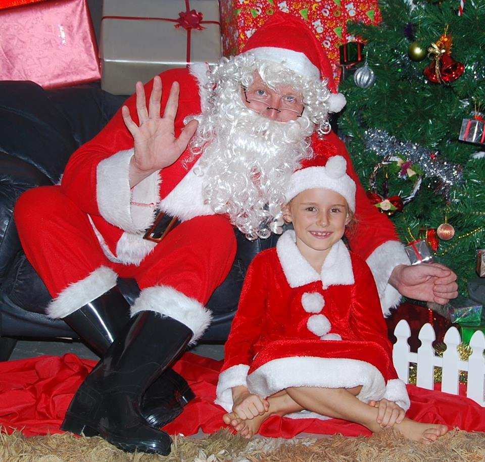 Santa is coming to town at Fairways | Samui Times