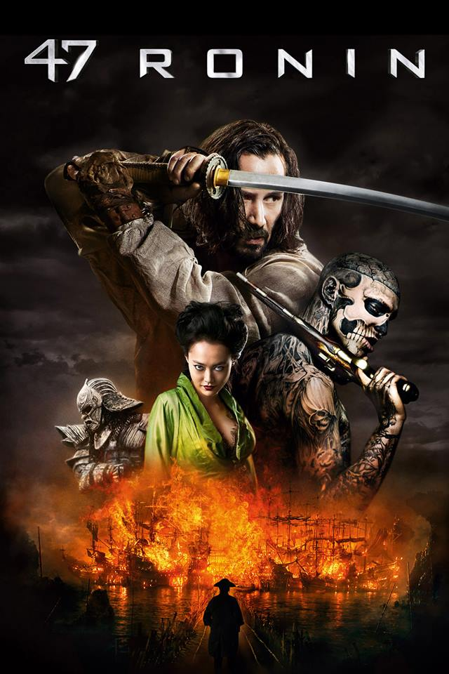 47 Reasons not to see 47 Ronin by Jeremy BobaFett | Samui Times
