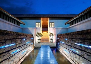 07 Le Meridien Koh Samui - Light Way.TIF