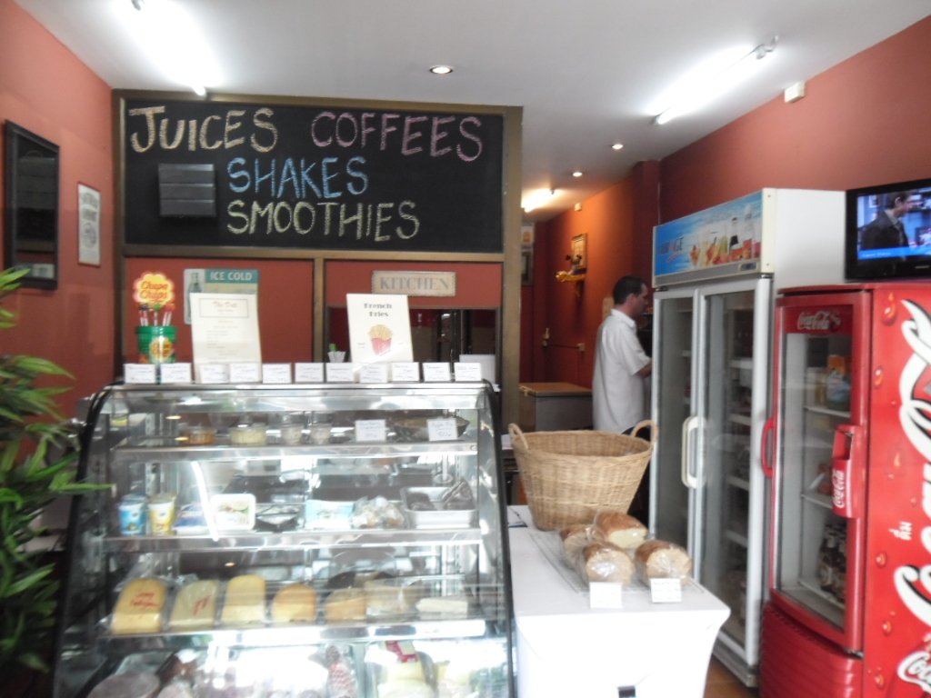 Fancy some lunch – try The Deli in Maenam | Samui Times
