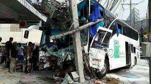 Road to be expanded in Phuket after fatal bus accident on the 29th of December | Samui Times