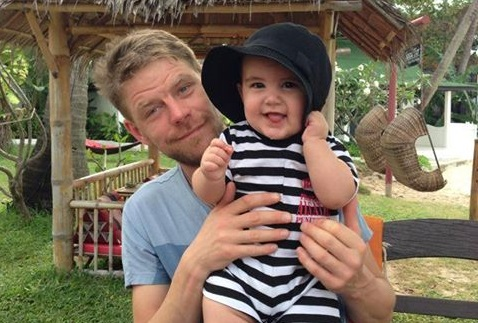 Missing Swede and toddler reunited with anguished Thai wife | Samui Times