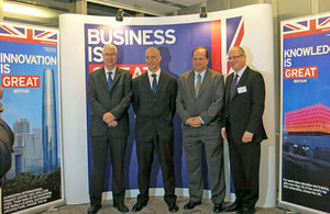 New British Business Centre opens in Thailand | Samui Times