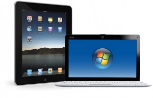 laptops and ipads