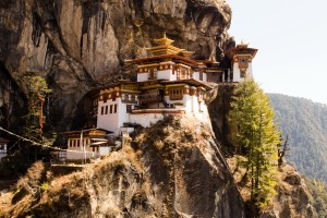 Tigers Nest Temple in Paro Bhutan-1697