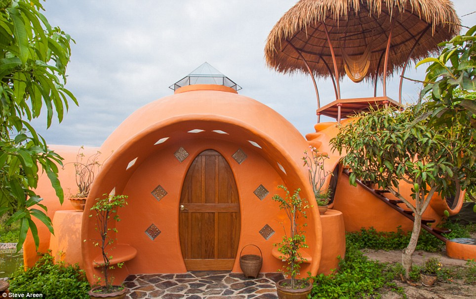 Home sweet dome, a house built in Thailand in just six weeks for only $9,000 | Samui Times