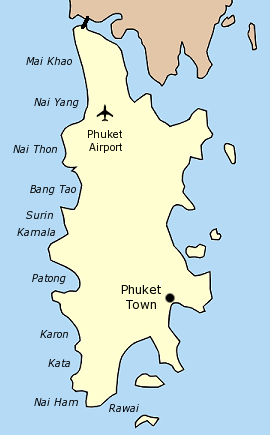 Three farang deaths in Phuket over the weekend | Samui Times