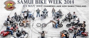 bike week koh samui