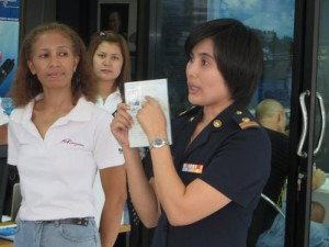 dive instructors work permit thailand