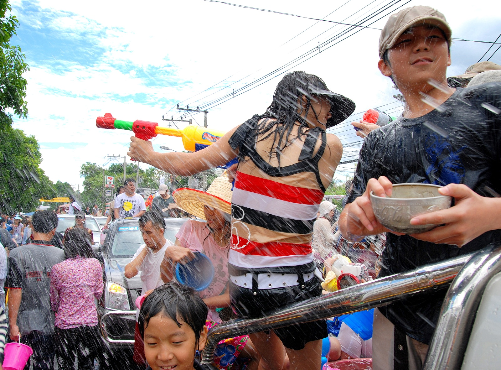 Songkran revelers will have enough water to celebrate the occasion | Samui Times