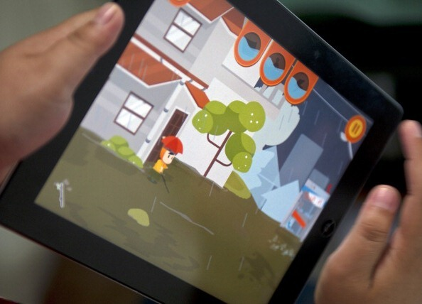 Survival Game 'Flood fighter' Tops Educational Apps in Thailand | Samui Times