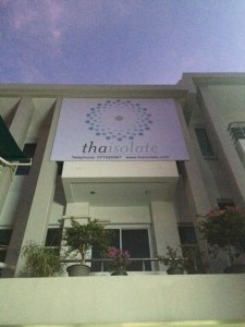 Thaisolate spa